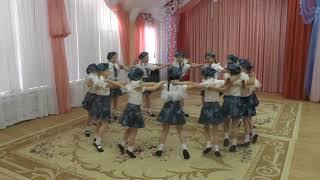 """Танец """"Пограничницы"""""""