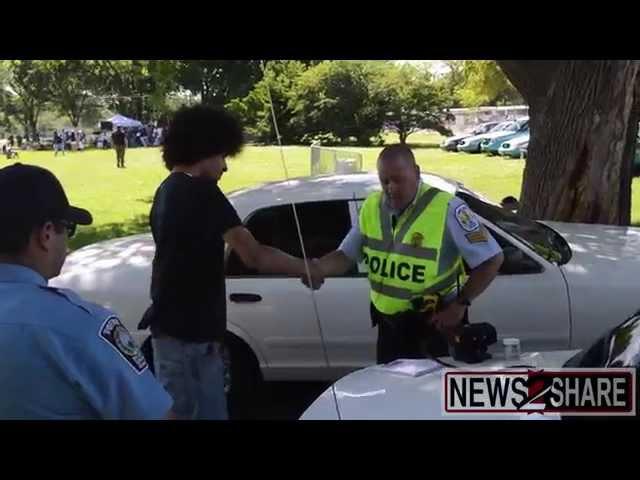 Washington D.C. Cops Violate rights