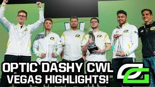 CWL VEGAS CHAMPIONS & MVP!! (My Highlights)