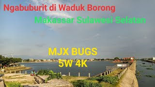 Ngabuburit di Waduk Borong - Makassar - MJX Bugs 5w 4k