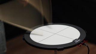 Keith Mc Millen BopPad Drum Controller - Video