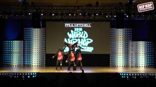Outlawz - USA (Adult Division) @ #HHI2016 World Semis!!
