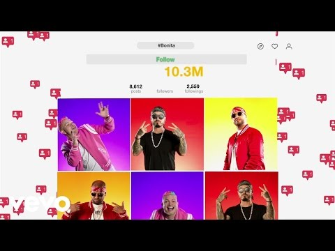 Bonita - J Balvin feat. Jowell y Randy (Video)