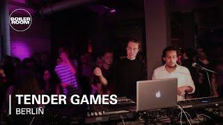 Tender Games Boiler Room Berlin Live Set