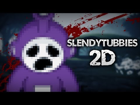 SLENDYTUBBIES 2D ⭐️ iTownGamePlay