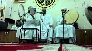 المنشدعبدالوهاب العباسي قصيدة ولد المشرف وقصيدة لبولزهره في رواق الامام الرفاعي بتركيا. تحميل MP3