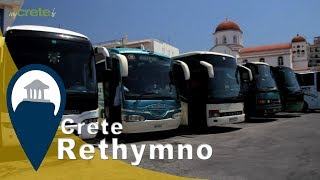 Crete | Rethymno Buses to other Cities