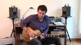 I Got All You Need Guitar Solo performed by Alex Koss
