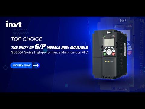 INVT GD350A - AC Drive