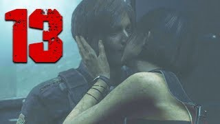She TOUCHED My Thigh! - Resident Evil 2 Remake Full Walkthrough Part 13 (RE2 Leon)