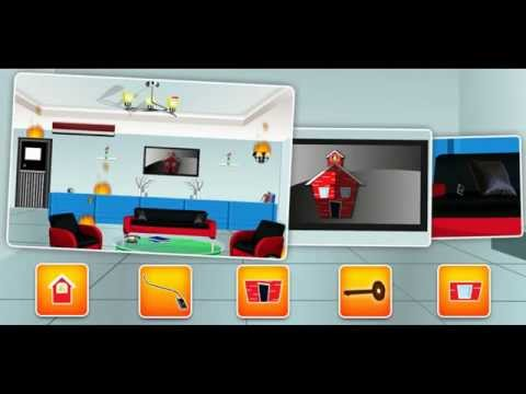 Video of House on Fire – Escape Games