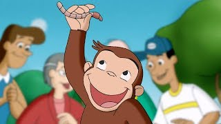 Curious George 🐵George Digs Worms 🐵Full Episode🐵 Cartoons For Kids 🐵 Kids Movies