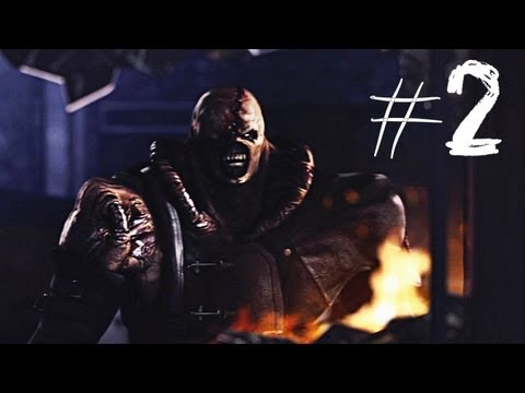 Resident Evil Operation Raccoon City - NEMESIS - Gameplay Walkthrough - Spec Ops - Part 2 Mp3
