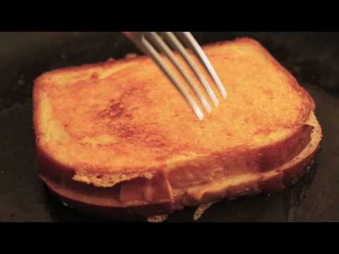Food Wishes Recipes – Next Up: Inside-Out Grilled Cheese Sandwiches!