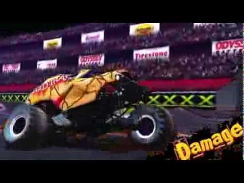Monster Truck Destruction Trailer thumbnail
