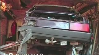 Рихтовка ВАЗ 21099 . Кузовной ремонт.BODY REPAIR