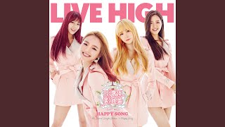 LIVE HIGH - Happy Song (해피송) (Instr.)