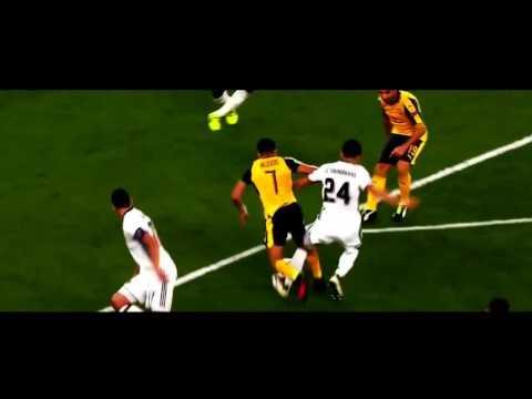 Best Football Wingers Skills mix 2017 ● Ronaldo ● Neymar ● Hazard ●Sanchez ● Bale  🔥