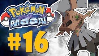 Type: Null  - (Pokémon) - POKÉMON MOON #16 - O PODEROSO TYPE NULL / HEITIR VS GLADION!!