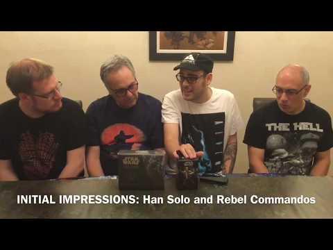 Fire When Ready #8 - Han Solo and Rebel Commandos