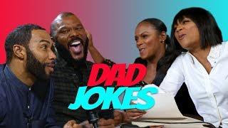 "Dad Jokes | Tiffany & Tika vs. Tyler & Omari (Sponsored by ""Nobody"