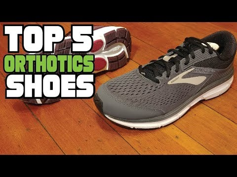 Best Shoes For Orthotics Review in 2020 | Best Budget Orthotics Shoes