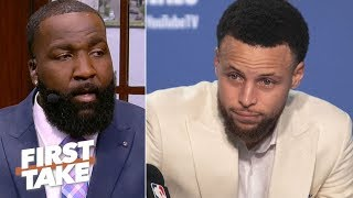 The Warriors' dynasty isn't over, but it's in question – Kendrick Perkins | First Take