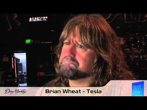 Brian Wheat with Tesla
