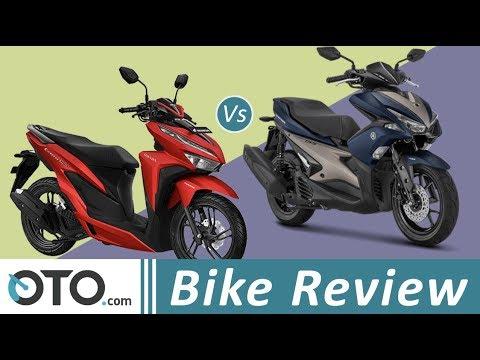 Honda Vario 150 vs Yamaha Aerox 155 | Bike Review | Pilih Sporty atau Elegant? | OTO.com