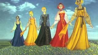 Травяная западёнка (1982) мультфильм смотреть онлайн