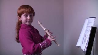 Lucie Sedláčková - Beskyde, beskyde - (flute)