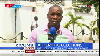 What transpired between IEBC and governor Ali Hassan Joho