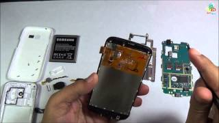 Samsung Galaxy Star Pro S7262 :Tear Down, Dis-assembly, Parts View and Assembly  by BCD Tech