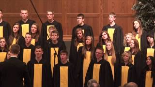 How Can I Keep From Singing - arr. Lloyd Larson - CovenantCHOIRS