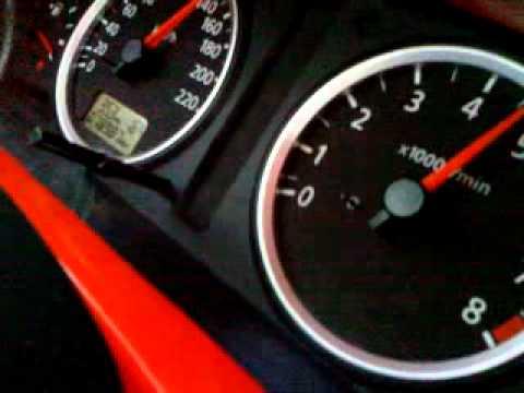 Reno logan, wie den Aufwand des Benzins zu prüfen