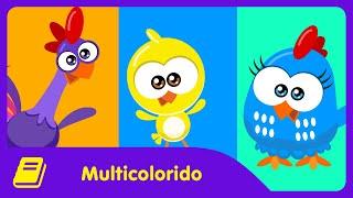 Galinha Pintadinha Mini - Historinha - Multicolorido
