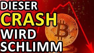 Wie weit wird Crypto absturzen?