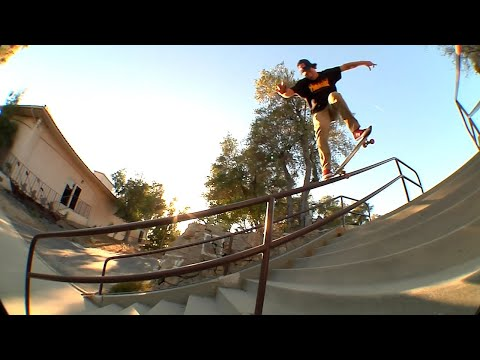 Rough Cut: Alex Sorgente's RAW Am's Part