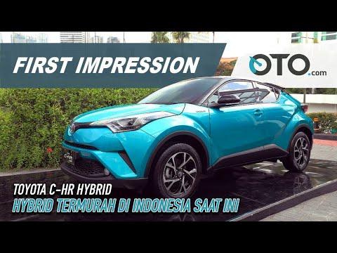 Toyota C-HR Hybrid | First Impression | Hybrid Termurah Di Indonesia Saat Ini | OTO.com