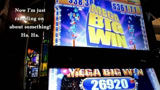 Pirate Ship Jackpot!  Mega Big Slot Machine Win!  (WMS Gaming)
