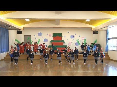 日本全国でレッツ☆うみダンス in ときわ幼稚園のみなさん