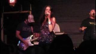 Eva Avila - Give Me The Music @ Polson Pier 11-11-08