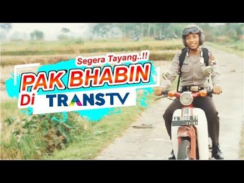 Pak bhabin segera tayang di trans tv   polisi motret    talkshow part 4
