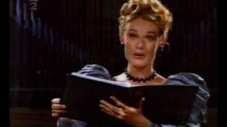 Magdalena Kozena J.S.Bach, Kommt, Ihr Angefochtnen Sunder, BWV 30, Nr. 5