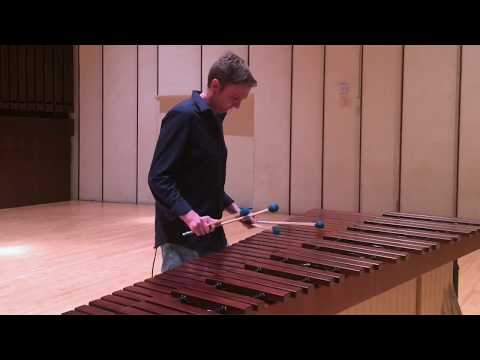 Reflection is a marimba solo featuring audio accompaniment written and performed by Ed Breazeale.