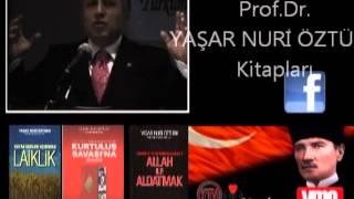 YTV TANITIMLARI-1: Yaşar Nuri Öztürk Atatürk Kitapları