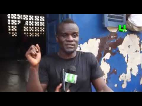 Joshua Clottey will kill his son if he tries to be a boxer