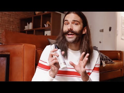 At Home With Queer Eye's Jonathan Van Ness: The Best Beauty Products