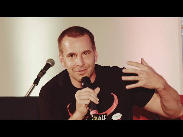 CULT TALKS: Jiří Halousek