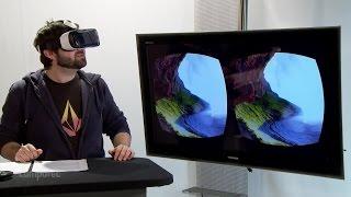 Samsung Gear VR vs Zeiss VR One / VR-Smartphone-Brillen im Vergleich